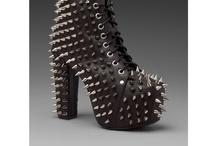 shoes rock my world / by Dana (Vessa) Scaccalossi