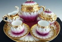Coll- Tea Sets / by Margie Pursel