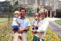 Royal- Charles & Diana / by Margie Pursel