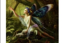 ~~ Mystical Magical Land of Fairies ~~ / Do You Believe?  / by Annie Kamoske