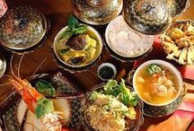 Food in Thailand / by Trisha Velarmino