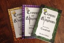 Crowns and Kingdoms TARSHISH / Inspiration for book 1 TARSHISH and the rest of my new series of books...... / by Norris Bloom