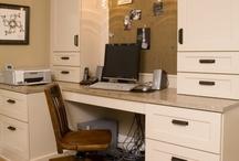 Home Office / by Jacky Hackett