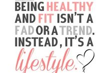 Health & Fitness  / Fitness inspirations and motivation! ~Fitness is not a trend, it's a way of life~ / by BeautyByVictoria ♡