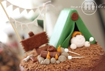Camping Birthday Party / by Tera Williams