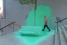 public spaces & art / by judithportier.ca
