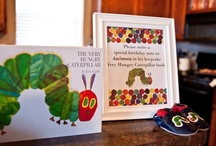 The Very Hungry Caterpillar / by Tera Williams