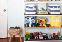 Playroom / crazy colorful kids' playroom ideas / by Meg Opel | Peaches and Cake