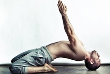 yoga - for men / by C Liv H