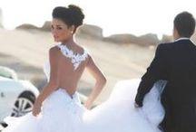 Cute Wedding Ideas / by Leslie Alvarez