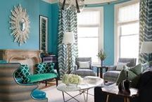 Living Room Love! / Incredible living spaces! / by Erika Bonnell