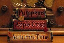 Autumn / by Stephanie Loves Pinterest