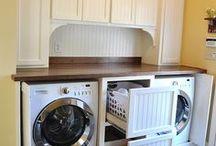 Laundry Room Ideas / by Lynda Lapine