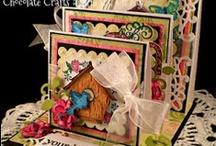 3 D paper crafts 2 / by Linda Parks