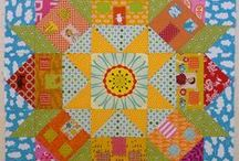 Quilt blocks / by Tiina