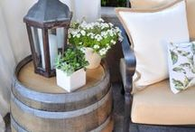 decorating ideas / by Vicki Limes