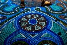Mosaics and Art Glass / by Kris Sladek