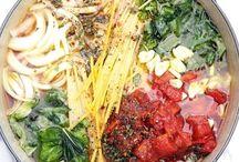 fewdz. / Meal-type foods.  / by Jackaay Way