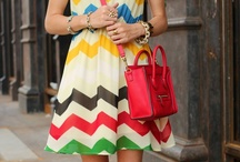Trends we love: Chevron / by Sew It All