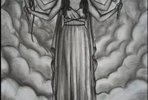 Hekate / By Her flame we are led to the light / by Natalie Rodriguez