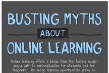 E-learning / by Adam Kubicki