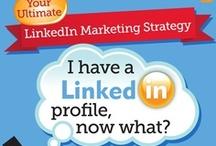 LinkedIn / LinkedIn tips and tricks, LinkedIn marketing / by Adam Kubicki