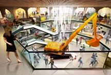 domEXPO Opole / domEXPO to sieć nowoczesnych centrów wystawienniczych z ofertą branży budowlanej i wykończenia wnętrz.  http://www.domexpo.com/?city=3. Centrum domEXPO w Opolu otwarte od 28 marca 2014 r. / by Adam Kubicki