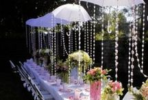 Baby Shower & Parties / by Breanna Tollner