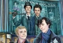 Sherlock / BBC's Sherlock and other Sherlocks / by D K Atkinson
