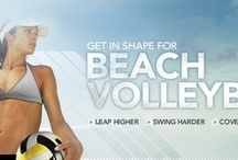 Volleyball / Check out these pins for volleyball workouts, products, and news. / by SKLZ Sport + Performance Training