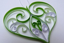 art quilling / by Laura Poyer