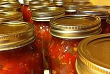 Preserving Summer / Canning, Dehydrating, Preserving / by Chilly Chick