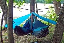 Hammock Camping / by Chilly Chick