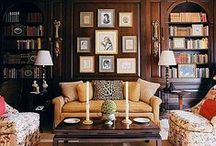 Timeless | Classic Room Decor / by Seattle Design Center