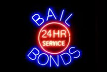 No Jail 4 You / I am a former Bail Bondsman.  Here are some images that reflect a little of what my job was about. / by Susan Rastella