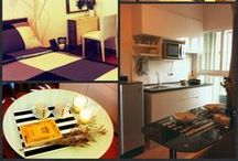Cozy Condo / Room for rent in the heart of Bangkok,Thailand / by Kanchaya Wanatham