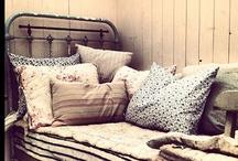 "Bedrooms / ""Sleep perchance to dream""  ~Shakespeare / by Jenn Tavoletti"