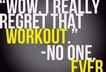 i WORK*OUT! / by Nicole Weiss