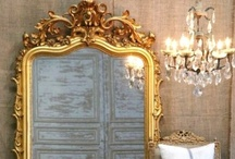 Decorating {Gold} / by Katrina {Katrina Dawn Interiors}