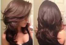 HAIR HAIR HAIR! / by Nicole Weiss
