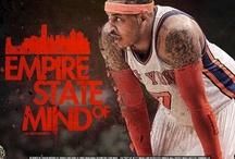 New York Knicks / by Charlene Dawson
