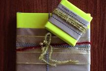 wrapped up / lovely gift wrap / by Ashley