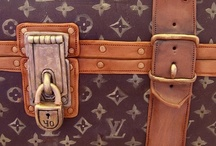 Luxe Travel Diva / Ideas de que ponerme y suenos de equipaje elegante / by Glamour Style