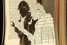 """I love a Mystery! / For me, as for many others, the reading of detective stories is an addiction like tobacco or alcohol….W.H. Alden """"The Guilty Vicarage"""" / by Rebecca Riley"""