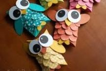 Paper Crafts and Cards / by Krystal VanSoest