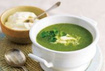 Soups / When you want a light and healthy lunch, our soups are spot on. / by Sainsbury's
