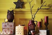 Folk Tales / Create a decidedly Bohemian feel at home with this folk-inspired collection full of natural fibres and warming colours.  Available instore and online from 29th September 2014. / by Sainsbury's