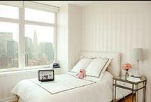 bedroom ideas / by Adele Wight