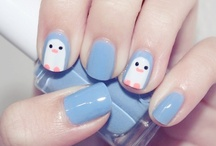 nails / by Adele Wight