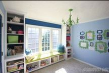 How to: Make a Kid's Room / by Robin Camputaro